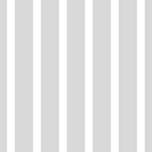 White/Grey Stripe Strap Fabric