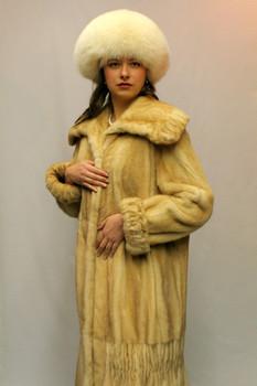 Mink Fur Coat Design