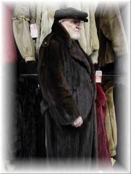 Buy Winter Mink Man Coat