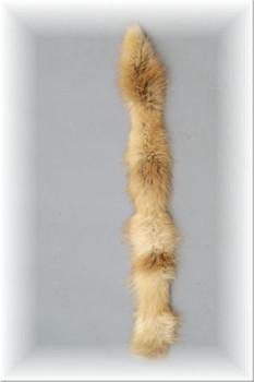 Red Fox Fur Strip