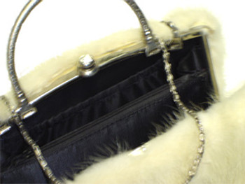 Mink Hand Bag