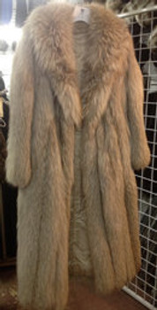 Amber Fox Coat
