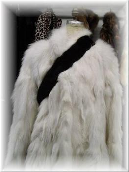 3-In-1 Ranch Mink Fur Bag