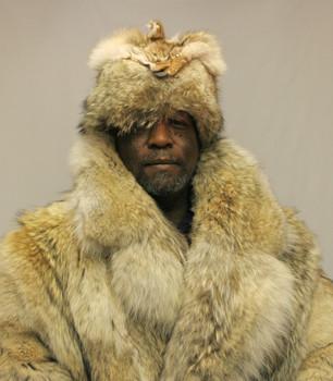 Full Skin Coyotte Coat
