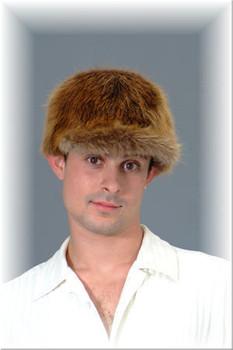 Beaver Fur Cap 2