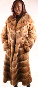 Oppossum Design Long Coat