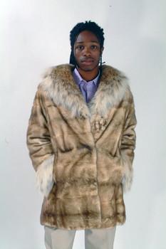 Mink 3/4 Fur Jacket