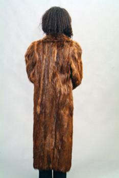 Beaver Vintage Fur coat