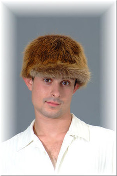 Beaver Fur Cap 1
