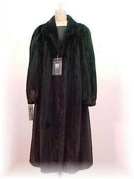 """""""American Legend"""" Ranch Mink Fur Coat"""