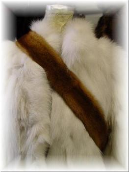 3-In-1 Golden Mink Fur Bag 2