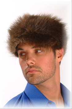 Beaver Fur Cap