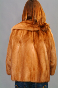 Vintage Fur Mink Jacket