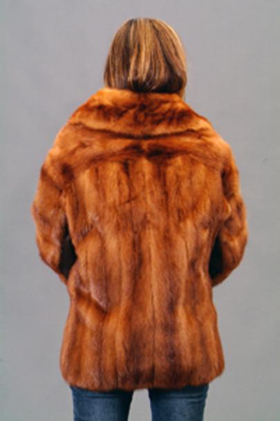 Vintage Fur Mink Jacket 1