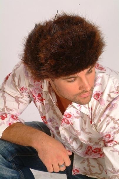 Russian Trooper Fur Hat
