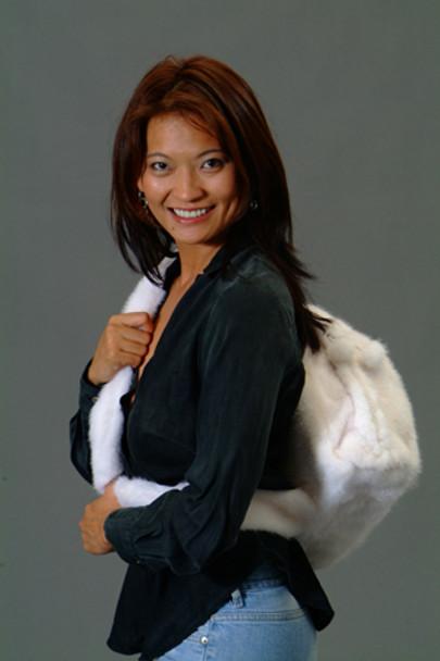 3-In-1 Golden Mink Fur Bag 1