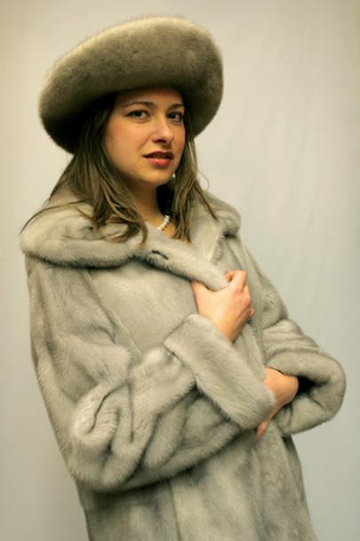 Azurine Mink Fur Design