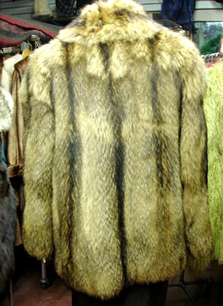 Vintage Tanuki Full Skin Jacket