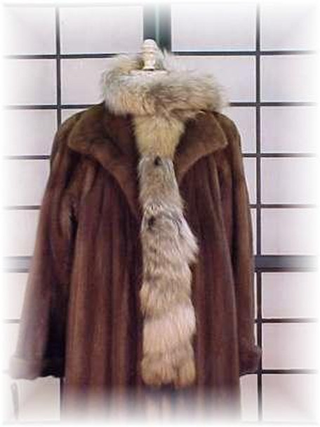 50fdd6aa797 Coyote Fur Boa and Scarf - furoutlet