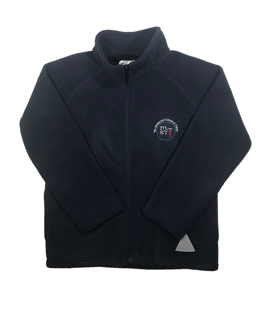 MST navy fleece