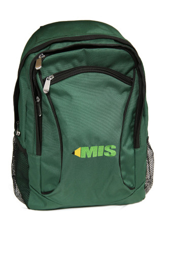 MIS backpack - two sizes
