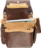 Occidental Leather Tool Bag 3 Pouch 5060