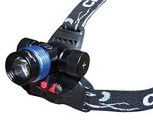 High Power Hands Free LED 600 Lumen Head Lamp