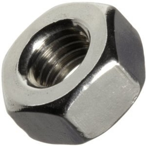 """1"""" Zinc Plated Finished Hex Nuts (150/Box)"""
