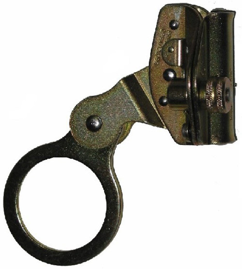 Hinged Self-Tracking 5/8-Inch Rope Grab