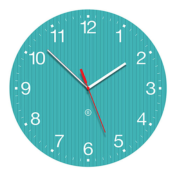 Peter Pepper Turquoise Wall Clock GROOVY
