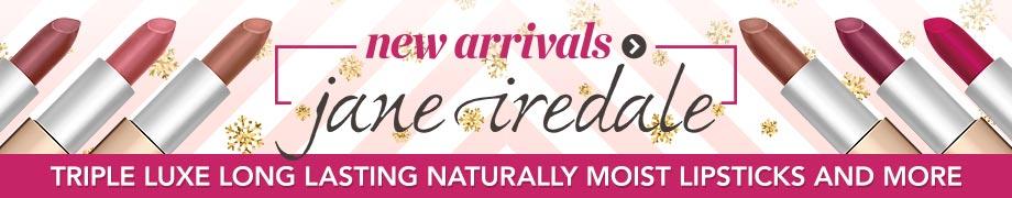 Jane Iredale New Arrivals