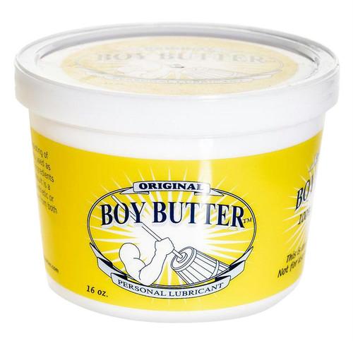 Boy Butter 16oz Tub (VE039)