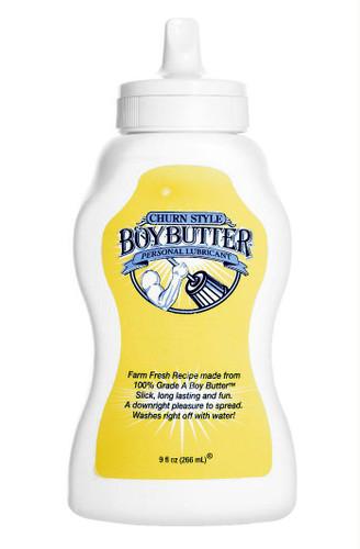Boy Butter 9oz Squeeze Bottle (VF658)