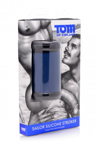 Tom of Finland Sailor Silicone Stroker (packaged)