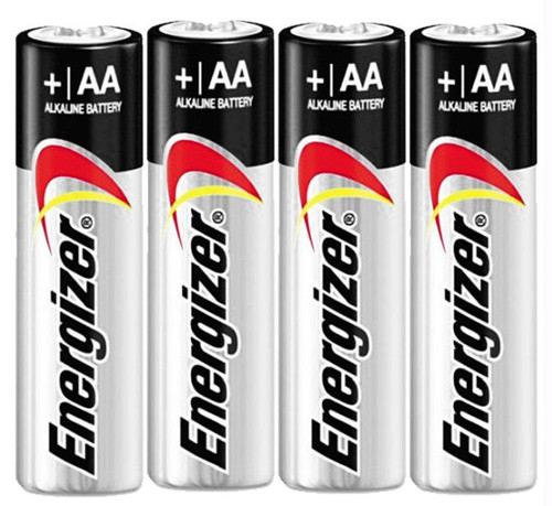 Energizer 4pk AA Alkaline Batteries