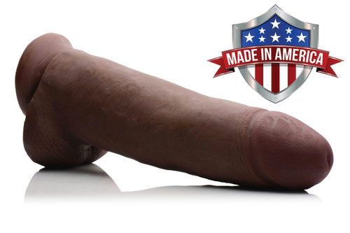 Andre BBC SkinTech Realistic 12 Inch Dildo (AF572)