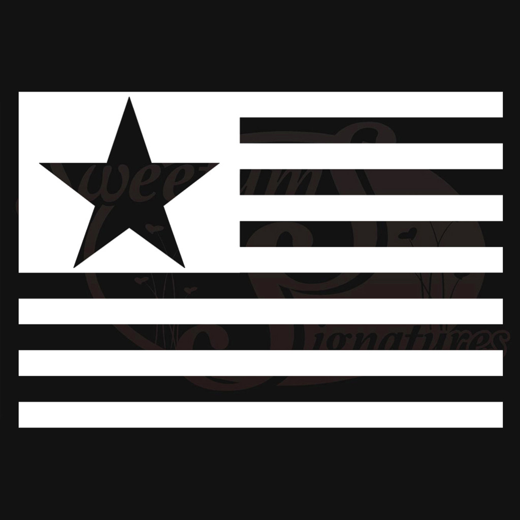 American Flag Vehicle Decals Stickers