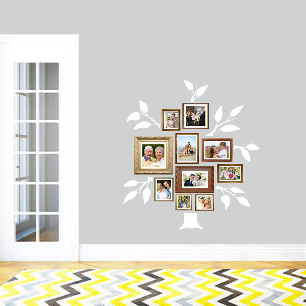 Family Tree Wall Decals Small Sample Image