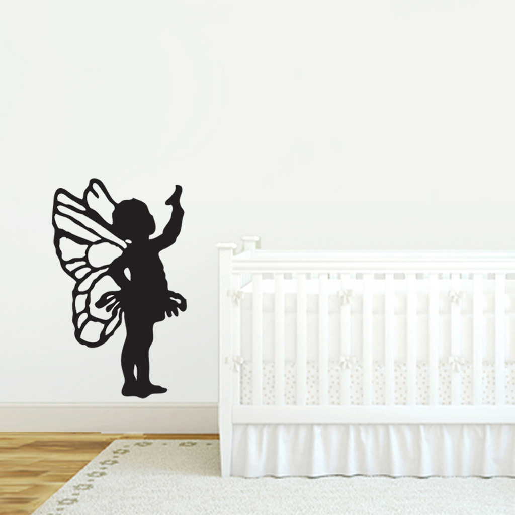 Fairy Wall Decals Wall Decor Stickers