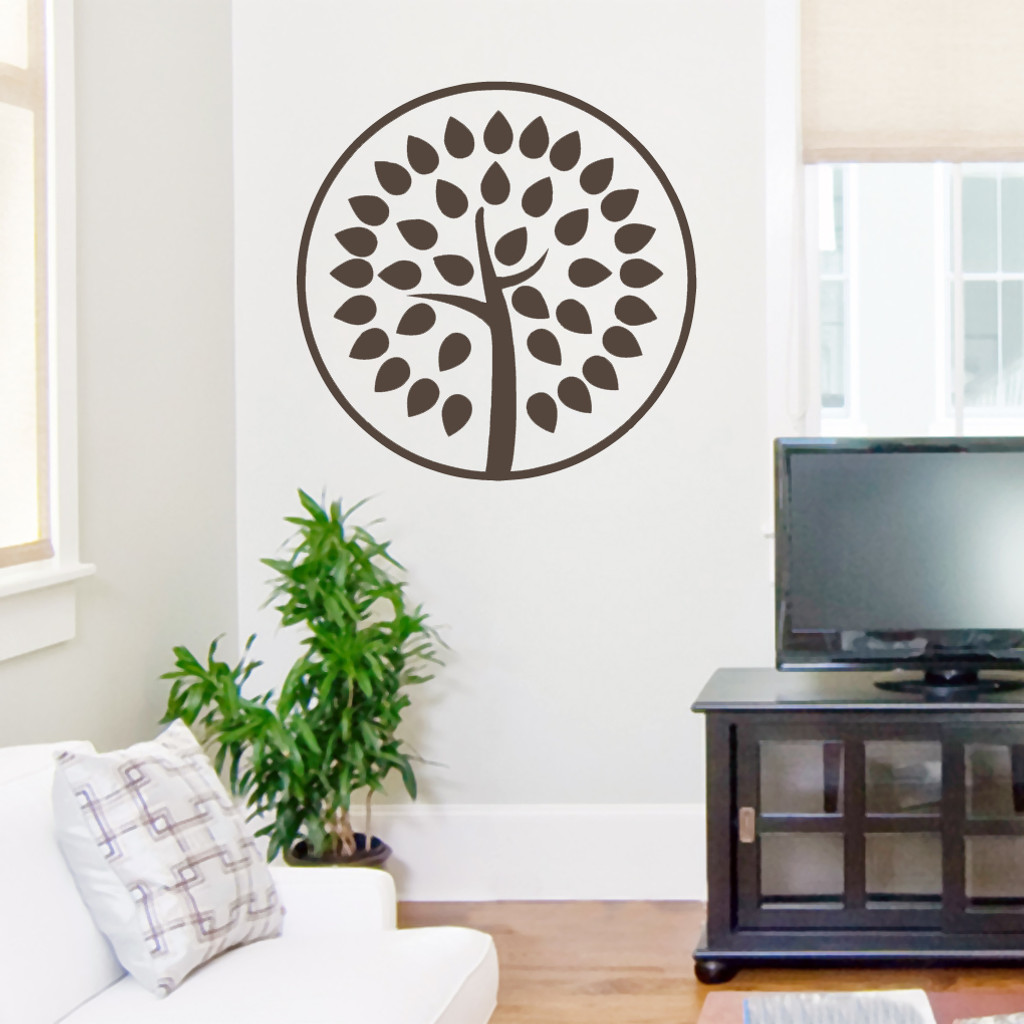 Tree Circle - Wall Decals and Stickers
