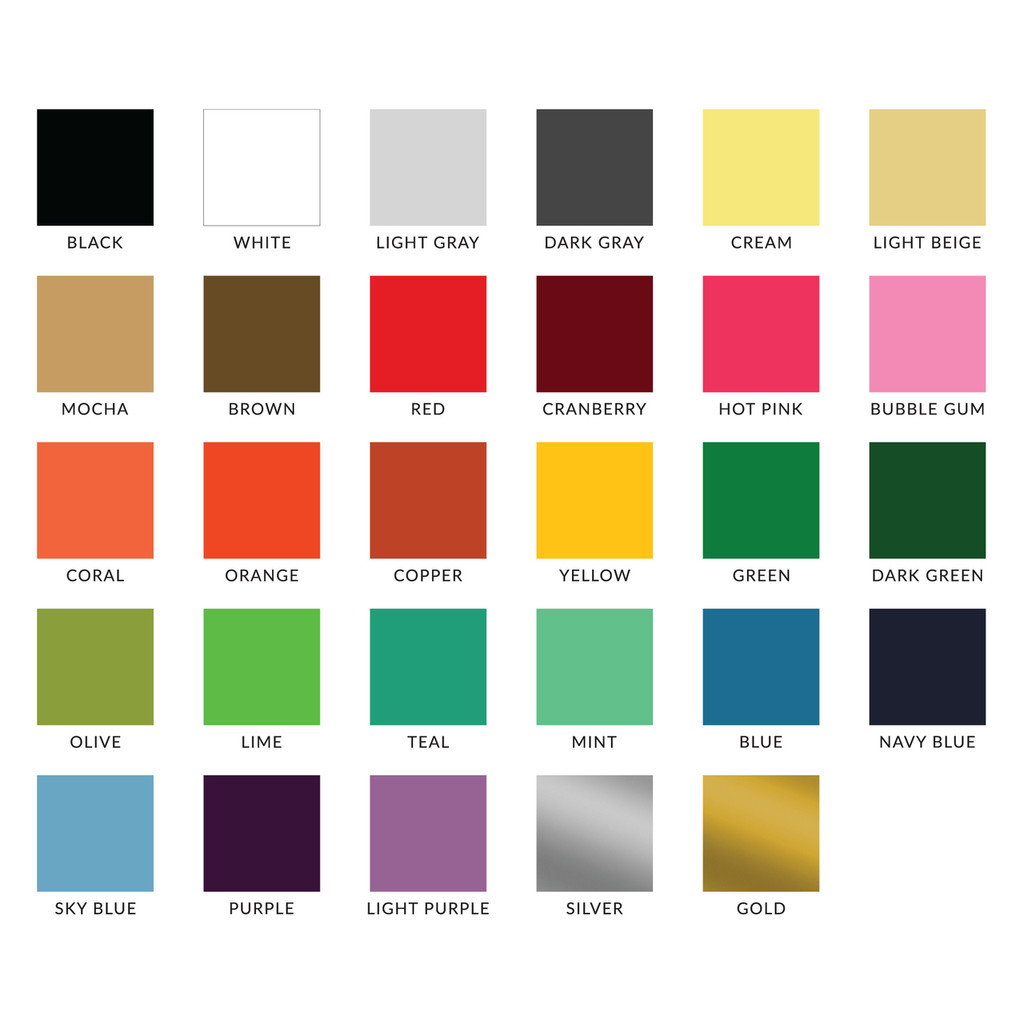 Free Wall Decal Sample Swatch