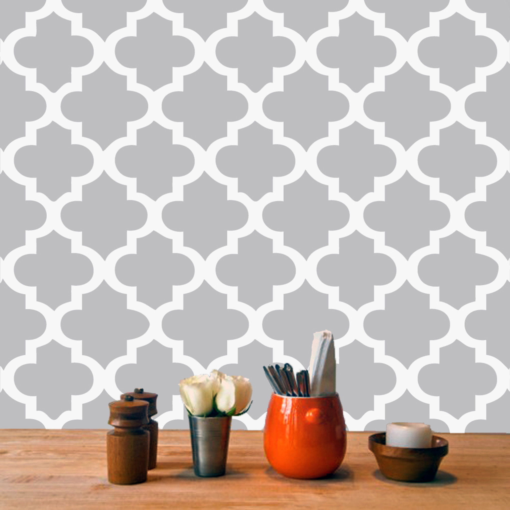 Moroccan Tile Backsplash Wall Decals Home Décor Wall Decals