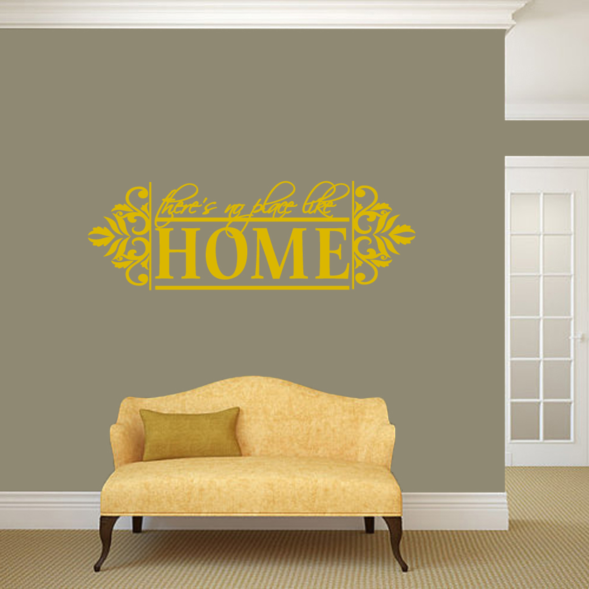 No Place Like Home Wall Decals Home Décor Wall Decals