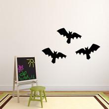 Bats Wall Decal Set Medium Sample Image