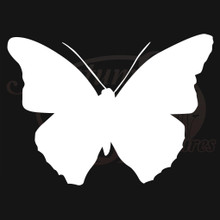 Butterfly Vehicle Decals Stickers