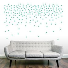 Confetti Dots Wall Decals and Stickers