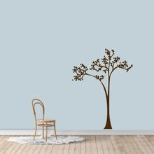 "Dot Tree Wall Decal 36"" wide x 48"" tall Sample Image"