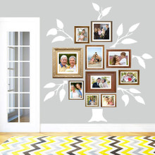 Family Tree Wall Decals Large Sample Image