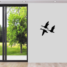 Flying Ducks Wall Decals Wall Stickers Small Sample Image