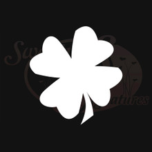 Four Leaf Clover Vehicle Decals Stickers
